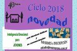 NOVEDAD CICLO 2018