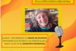 Prof. Inés Moreno en RADIO