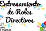 ENTRENAMIENTO de ROLES DIRECTIVOS- Nivel 1